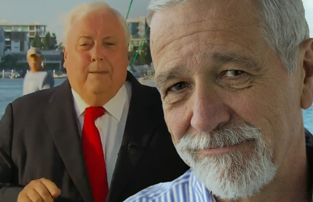 Article image for 'He's delusional': Clive Palmer's staggering claim in bizarre TV appearance