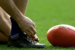 Under-9s football match marred by umpire 'abuse' claims
