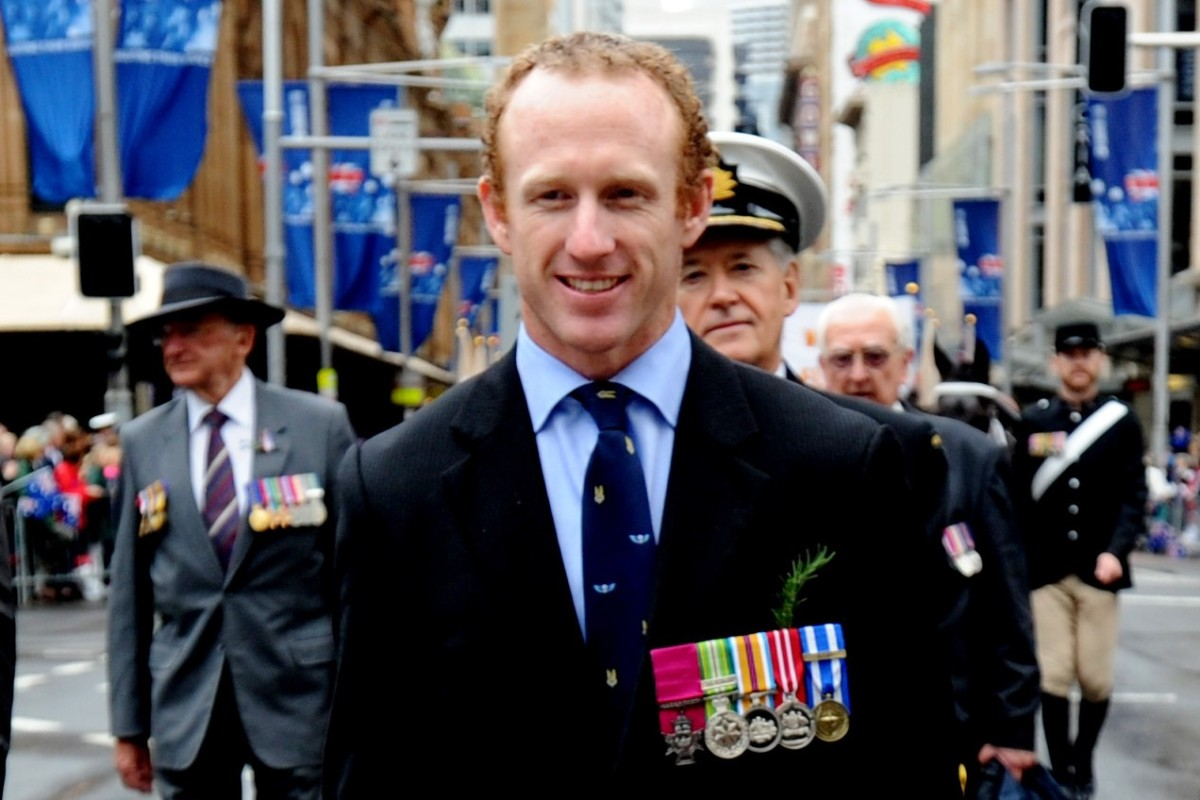 Article image for Victoria Cross recipient Mark Donaldson's message this Anzac Day