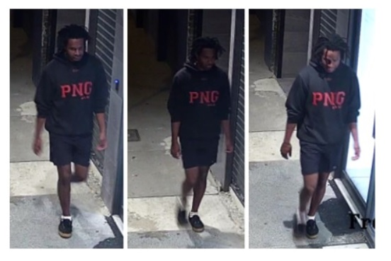Article image for Man wanted over Richmond sex assault rampage