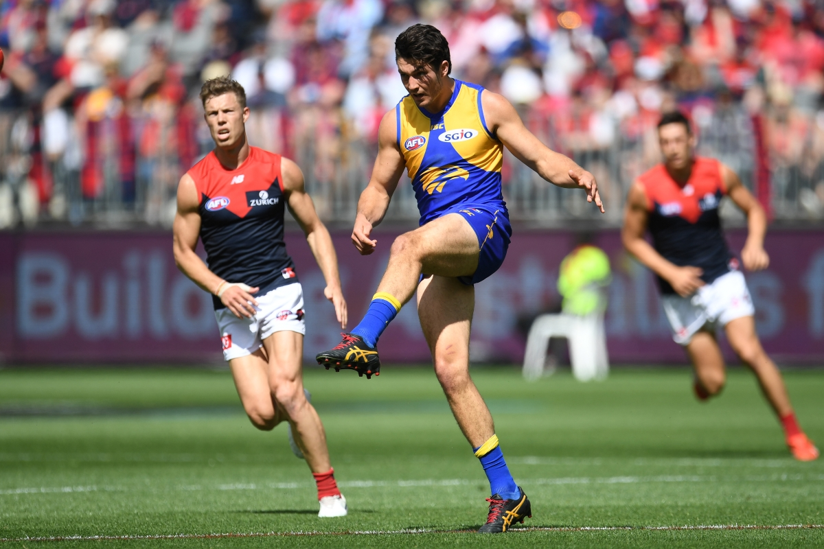 Article image for Dees' hopes dwindle as Eagles take the win