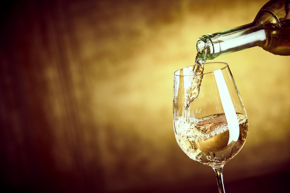 Article image for The white wine that's back in fashion this year