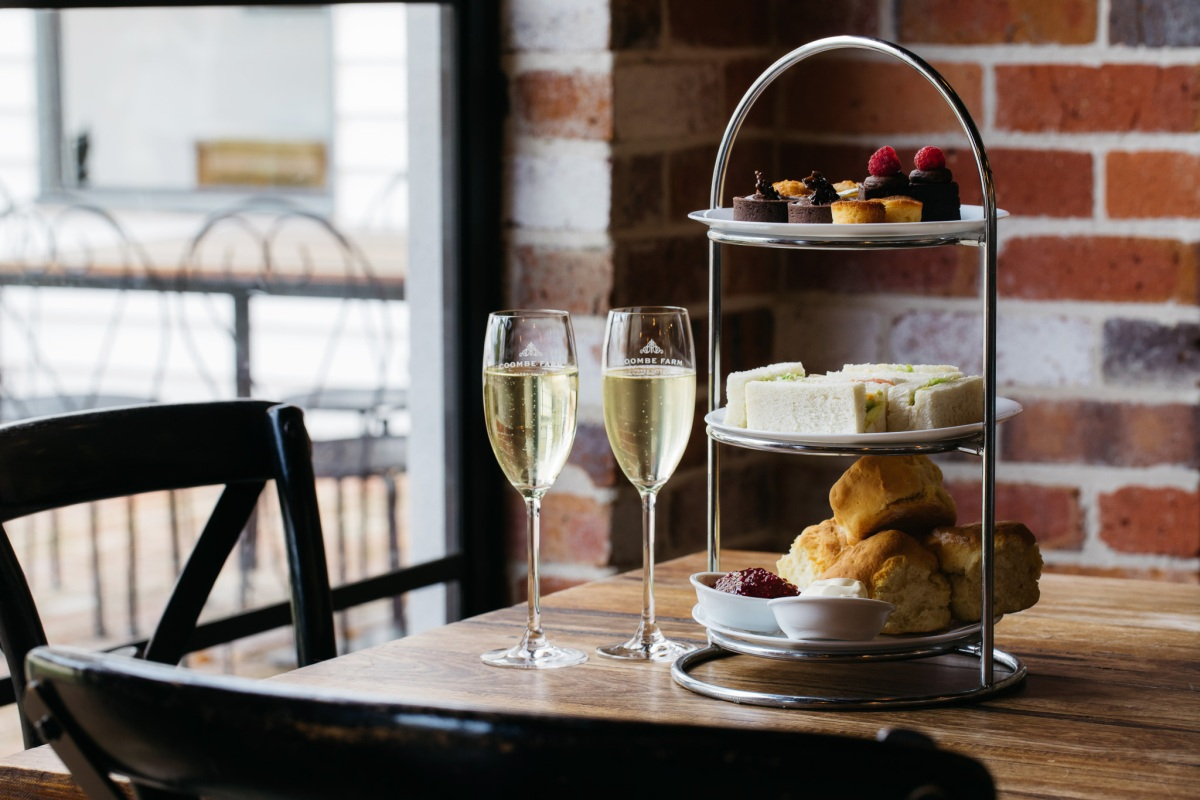 Article image for This Week in Food: Eating for charity and a Sparkling High Tea