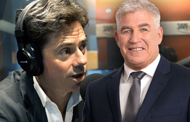 Article image for Gerard Healy says Gillon McLachlan should heed one of Ross Lyon's famous quotes