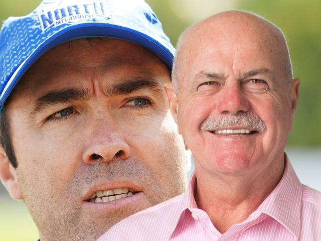 Article image for Leigh Matthews urges Brad Scott to take a year off football