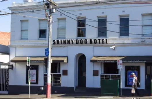 Article image for Pub Of The Week: Tony Leonard visits the Skinny Dog Hotel