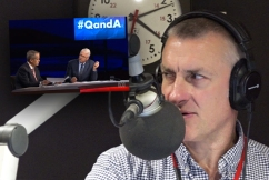 Tom Elliott goes into bat for ABC host Tony Jones after Bill Shorten's 'unbelievable' response
