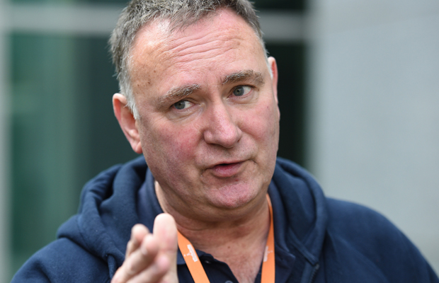 Article image for UFU boss says he's been 'cleared of any bullying' as allegations lead to no charges