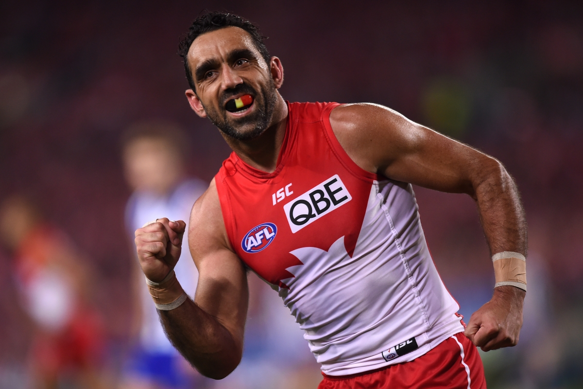 Article image for Adam Goodes documentary: An opportunity to relive a 'difficult' and 'shameful' time for AFL