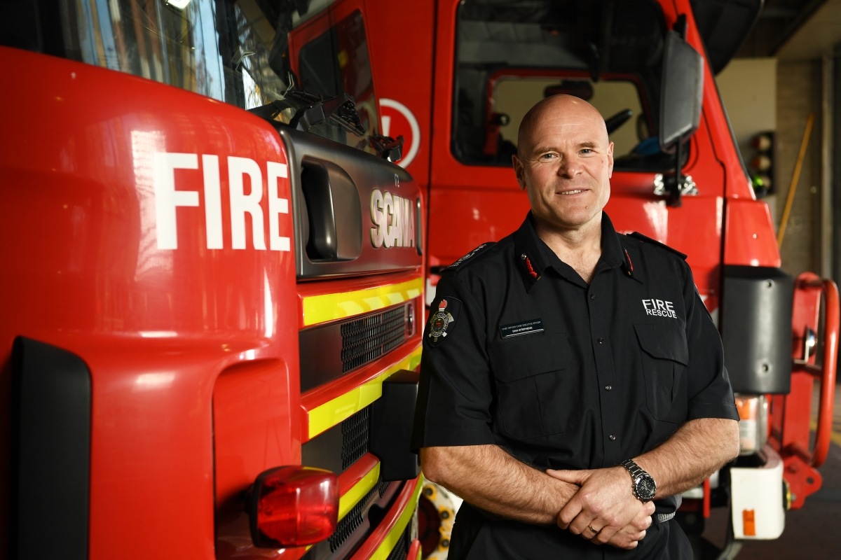 Article image for MFB chief on 'indefinite leave, with future up in the air