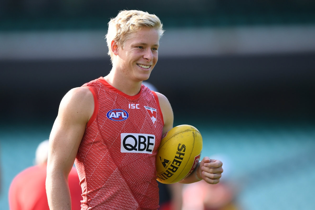 Article image for Sydney star Isaac Heeney caught up in aftermath of Taylor Garner 'incident'