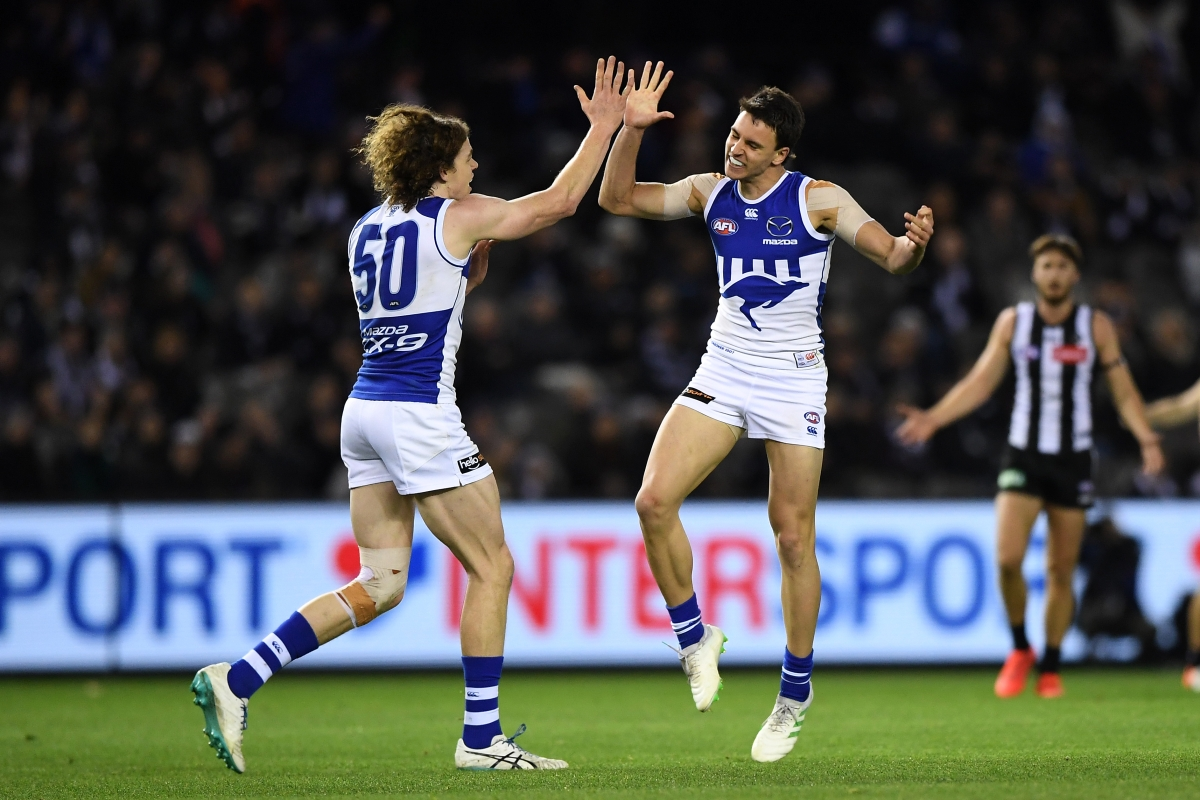 Article image for North cause an upset after a ruthless game of footy