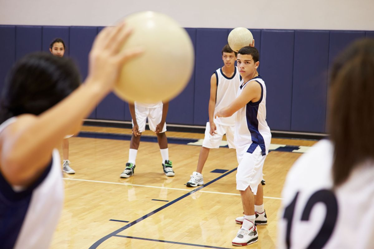 Article image for 'We throw foam balls': Australian dodgeball player rejects academic claims the sport is 'oppressive'