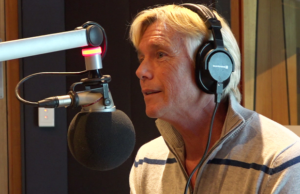 Article image for American actor Christopher Atkins drops by for a chat with Denis!