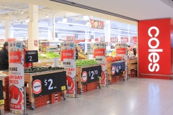 Coles to close stores amid $1 billion cuts in costs