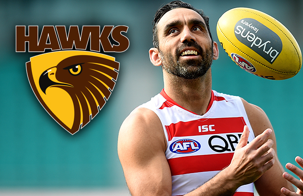 Article image for Hawthorn players to 'show support and respect' with gesture for Adam Goodes
