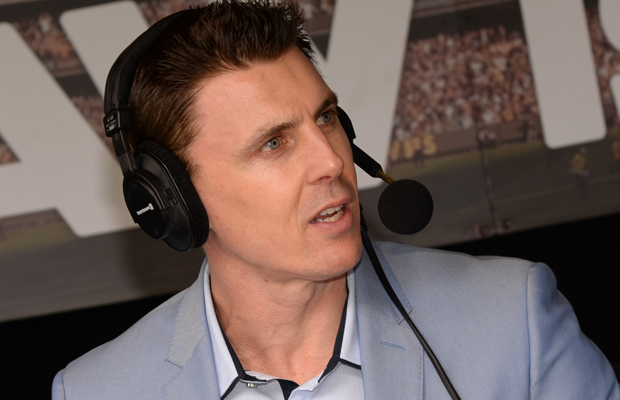 Article image for What Matthew Lloyd wants to see from Carlton following Brendon Bolton's sacking