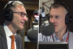 Tom Elliott and Greens leader clash over tax cuts