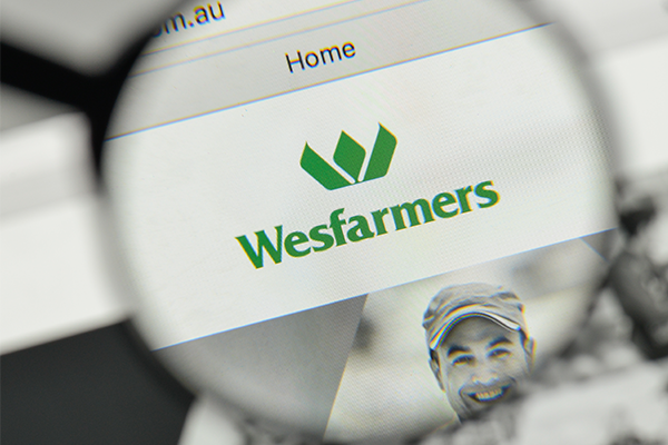 Article image for Wesfarmers goes digital and buys online retailer