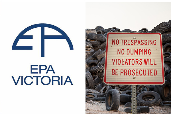Article image for EPA shuts down dangerous illegal dumping ground in Melbourne's north