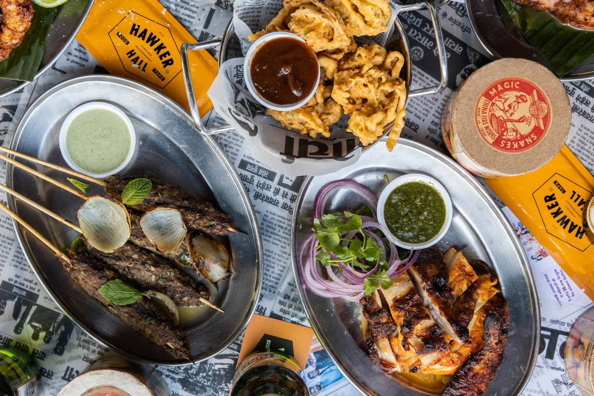 Article image for This Week in Food: Indian street food and a very novel private dining room
