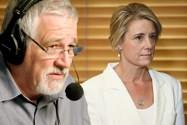Article image for The seven times Kristina Keneally 'made herself clear' to Neil Mitchell