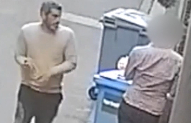 Article image for Vision released in the hunt for Melbourne pencil-stabber