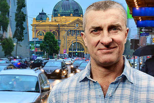 Article image for Tom Elliott slams 'absolutely ludicrous' proposed city congestion tax