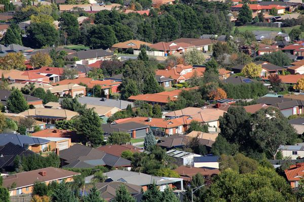 Article image for Sydney and Melbourne house prices rising