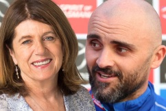 Exclusive: Caroline Wilson with some big news on Rhyce Shaw's coaching future