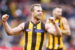 Tom Mitchell signs long-term contract with Hawthorn