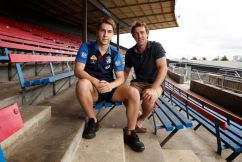 Rhylee West to play his first game for the Western Bulldogs