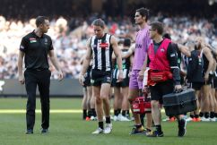 Collingwood says Tom Langdon is unlikely to play again this year