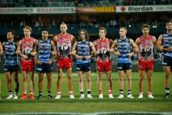 LIVE FOOTY! Sydney Swans v Geelong Cats