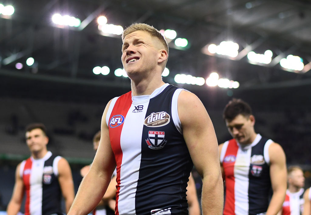 Article image for Dan Hannebery withdrawn from North Melbourne clash
