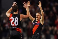 Essendon's Head of Footy speaks on Fantasia and Draper's future at the club