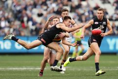 Blues win another one to heap pressure on Adelaide