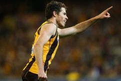 Isaac Smith says Brisbane is the 'form team' of the AFL