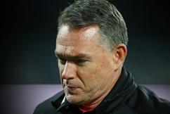 It's over: Alan Richardson steps down as St Kilda coach
