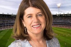 Caroline Wilson says the AFL can't cave to struggling Suns request