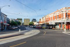 Back from the dead! Melbourne's shopping strips show signs of life