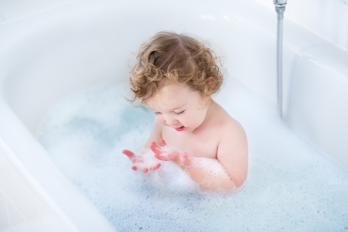 Article image for Soap may be causing food allergies in babies