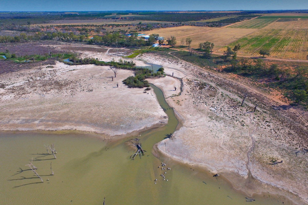 Article image for Outraged farmer's tongue-in-cheek plan to deprive Canberra of drinking water