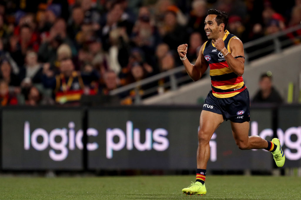 Article image for Tom Morris says Eddie Betts has NOT been delisted