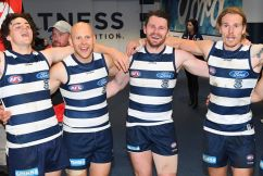 Lloydy says there's one Cat who has to 'dominate' for Geelong to win the flag