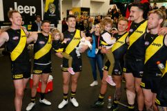 Richmond deny Lions the minor and square up for a rematch at the GABBA