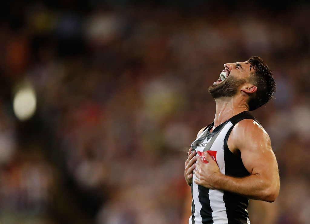Article image for Alex Fasolo calls time on his AFL career