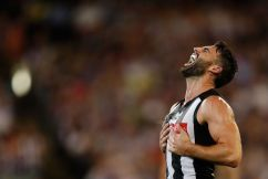 Alex Fasolo calls time on his AFL career