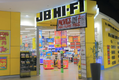 JB HI-FI produces strong profit despite retail slump