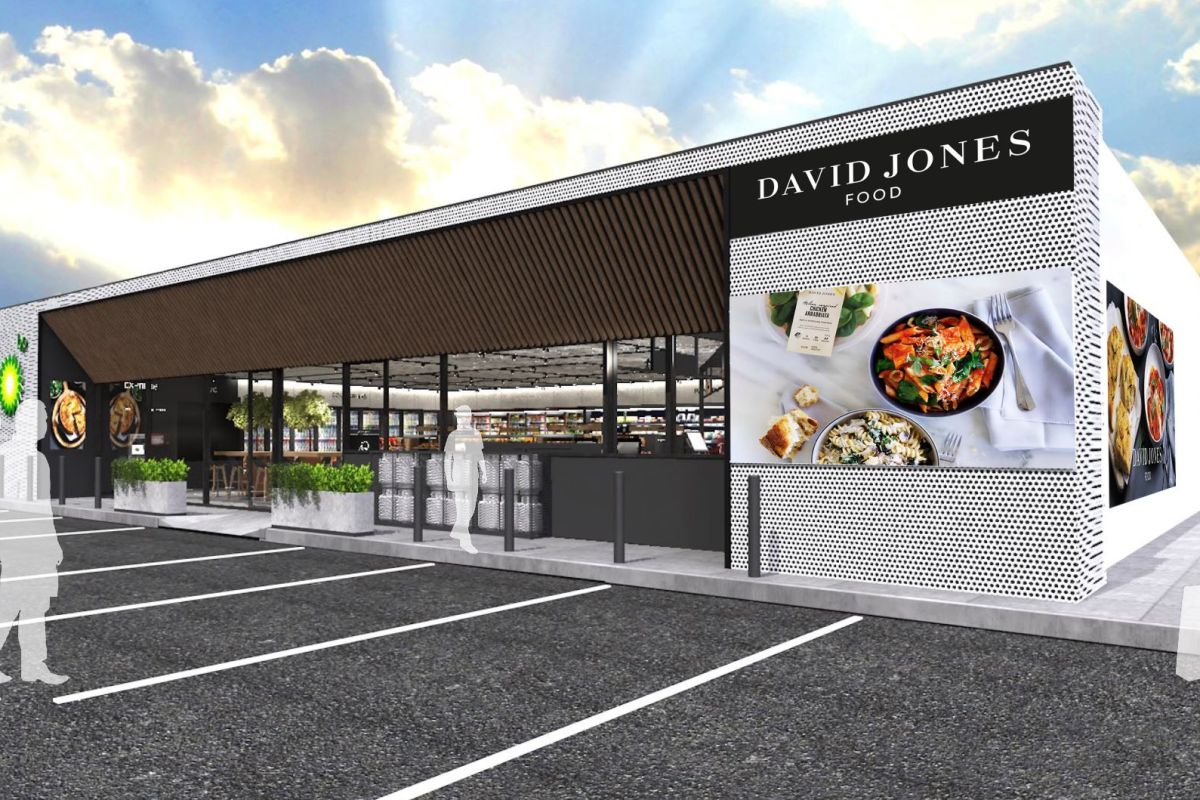 Article image for The unlikely partnership bringing gourmet ready-meals to petrol stations